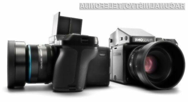 Digitalni fotoaparat Phase One XF 100MP zajema fotografije ločljivosti 100 milijonov točk brez trikov!