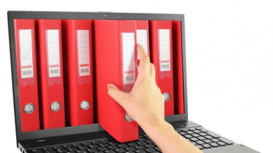 Digitalizacija dokumentov