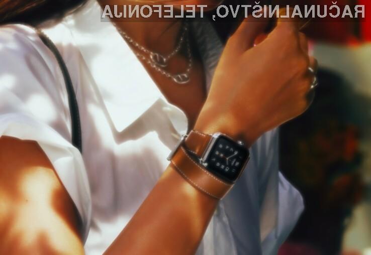 Ljubitelji nosljive elektronike od pametne ročne ure Apple Watch 2 pričakujejo veliko!
