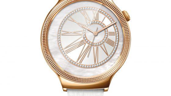 Huawei watch se svetilka s Swarowski kristali