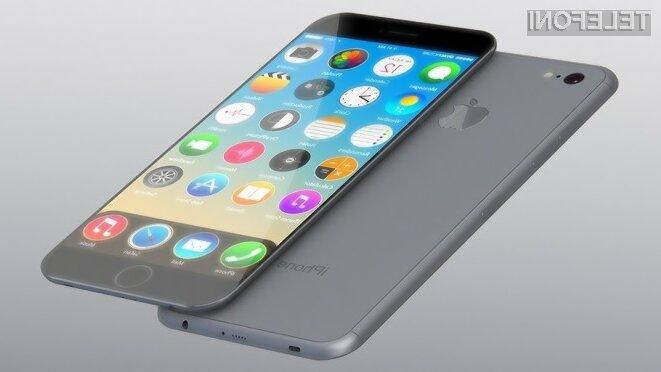 Mobilni telefon iPhone 7 Plus naj bi prinesel največ novosti!