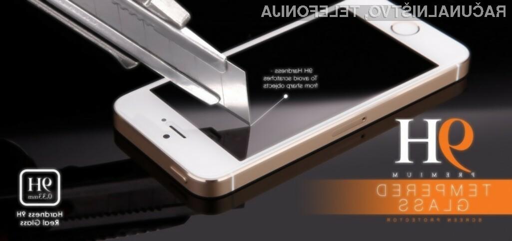 Zaščitite ekran svojega ljubega iPhone-a