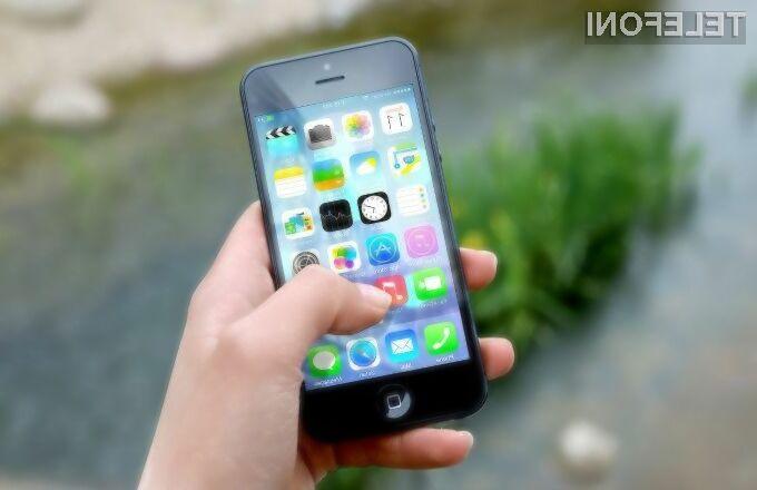 Mobilni telefon iPhone 5SE naj bi se po tehničnih specifikacijah brez težav postavil ob bok novejšim napravam.