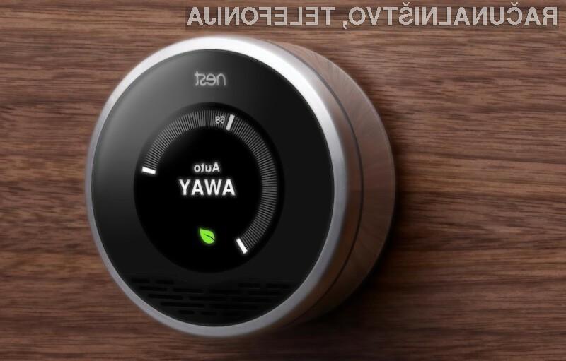 Napaka v programski kodi termostata Nest je marsikaterega lastnika pošteno spravila s tira.