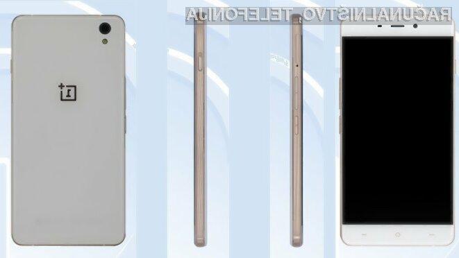 Mobilni telefon OnePlus 2 Mini naj bi bil naprodaj še pred pomladjo.
