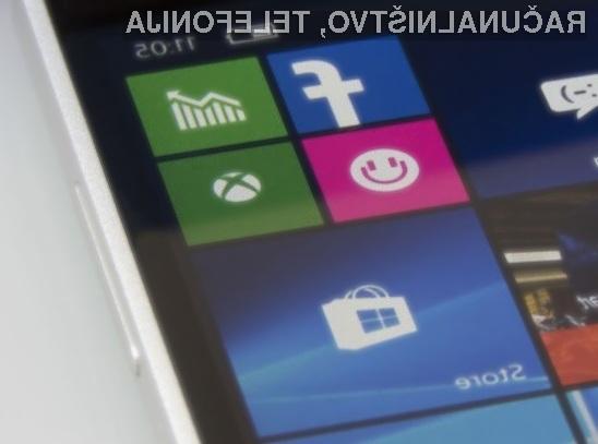 Alcatel bo eden prvih z mobilnim telefonom Windows 10 Phone.