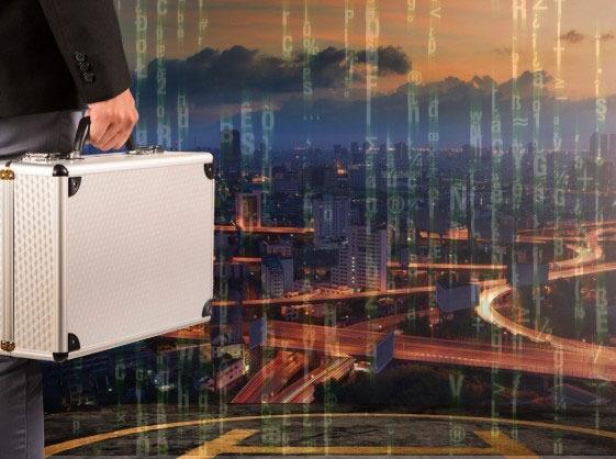 Obvladujte IT varnost v podjetju