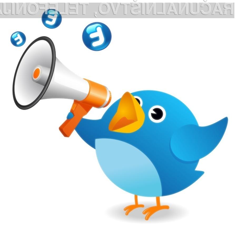 Twitter naj bi kmalu znakovno omejitev povečal iz 140 znakov na 10.000 znakov.