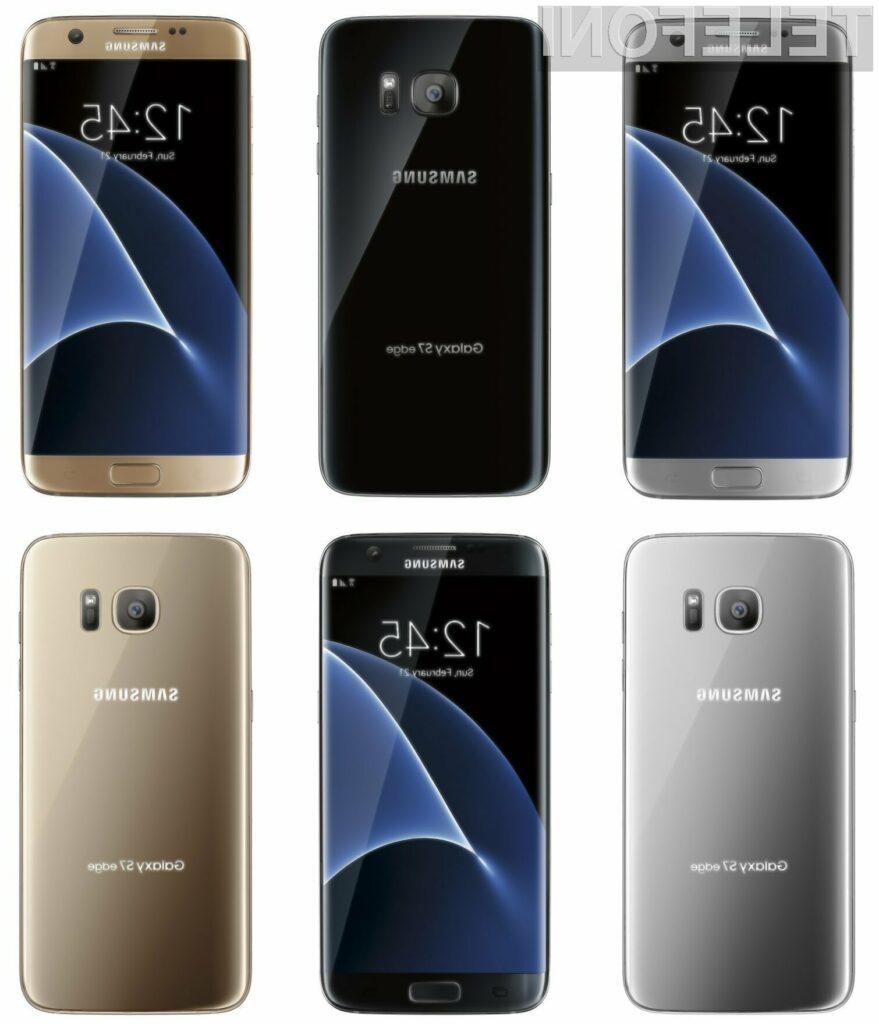Samsung Galaxy S7 se vam bo zlahka prikupil!