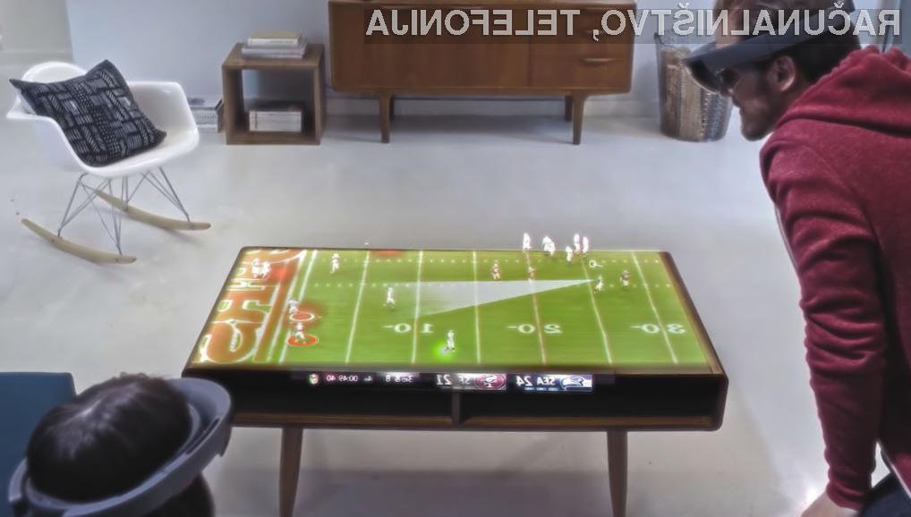 Microsoft bo revolucioniral gledanje športa na domačih zaslonih