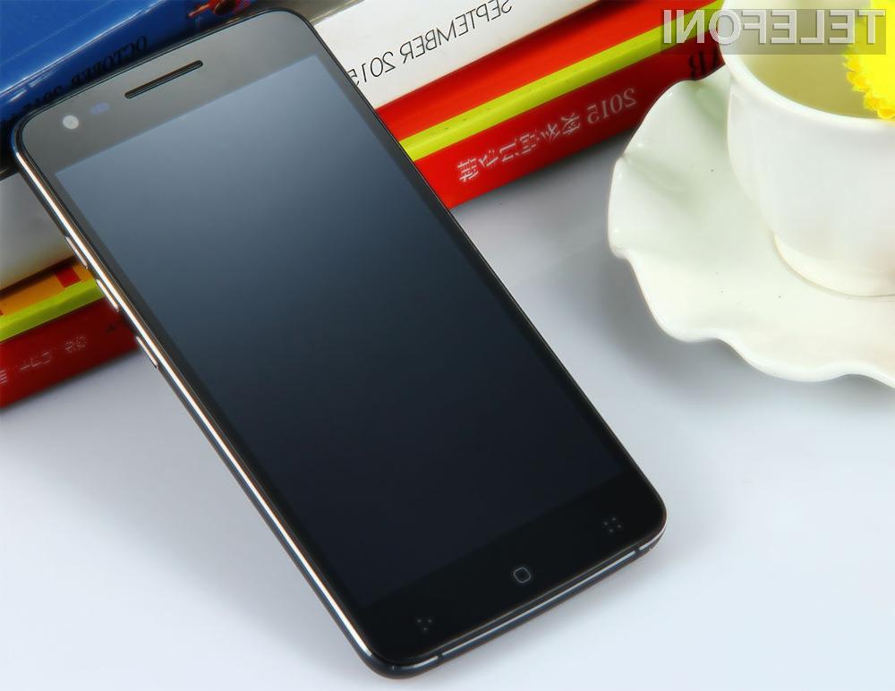 Pametni mobilni telefon MIJUE T200 za malo denarja ponuja veliko!