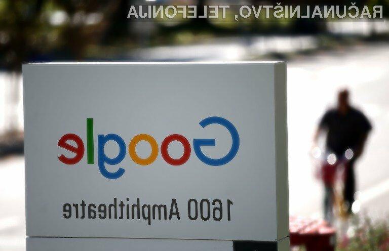 Tudi podjetje Google bo odigralo svojo vlogo v boju proti terorizmu.