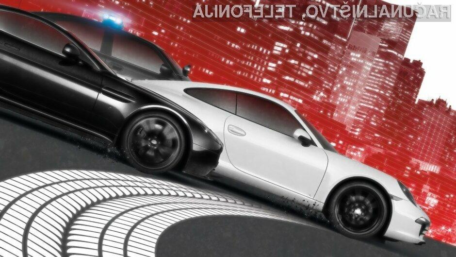Kako do priljubljene igre Need for Speed povsem brezplačno?