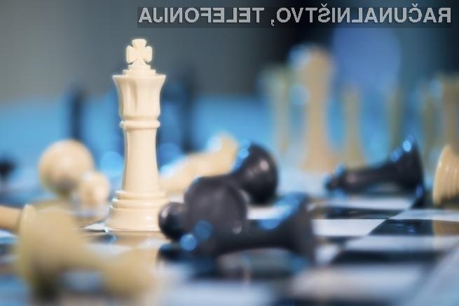 Preprosta igra šaha v spletni klepetalnici Facebook Messenger vas bo zagotovo takoj prevzela!