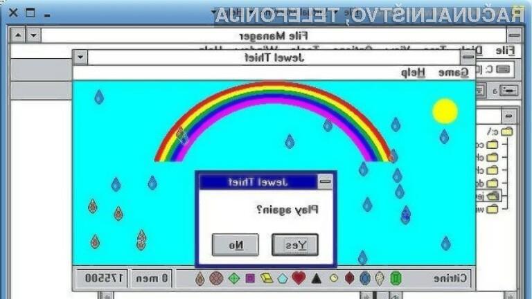 Igre za Windows 3.1 se vam bodo zagotovo takoj prikupile!