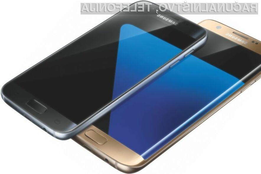 Zanimanje za mobilna telefona Galaxy S7 in Galaxy S7 Edge naj bi bilo precej večje od lanskoletnih modelov.