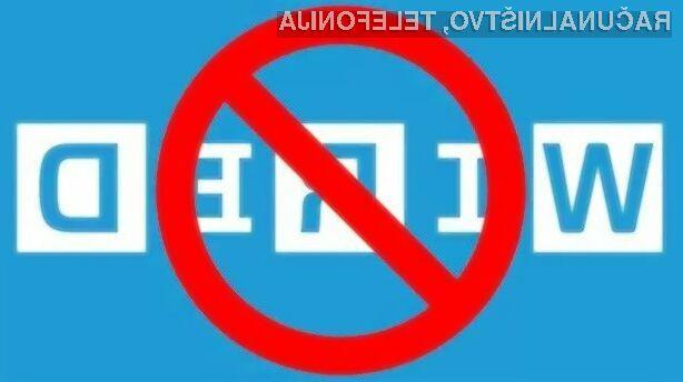 Ameriški tehnološki portal Wired je uporabnikom programov za blokiranje oglasov napovedal vojno.