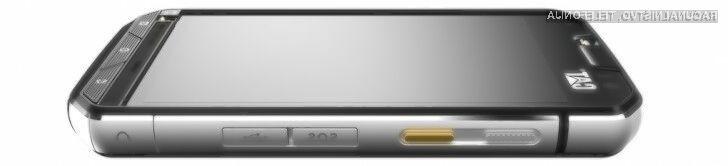 CAT S60: Prvi mobilni telefon z vgrajeno toplotno kamero!