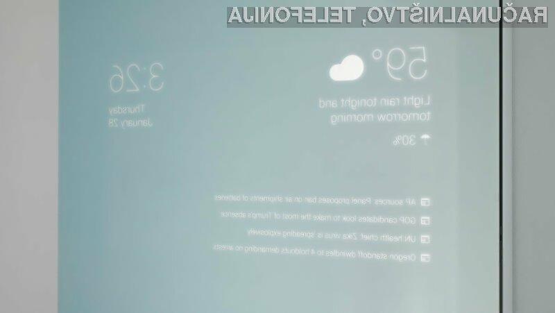 Kopalniško ogledalo s storitvijo Google Naw navdušuje v vseh pogledih!