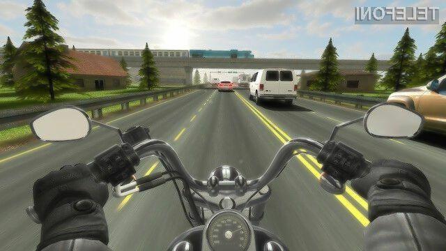 Pri iskanju igre »Traffic Rider« se v rezultatih iskanja pojavi na stotine lažnih aplikacij!