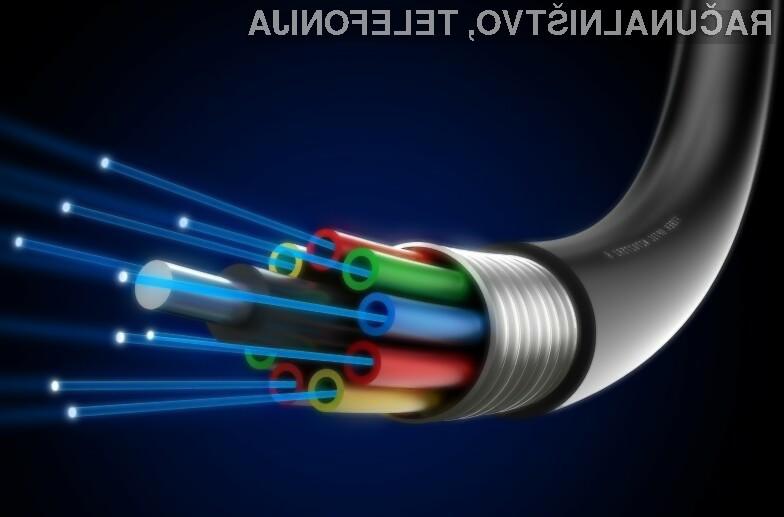 Optična povezava izjemne hitrosti naj bi zaživela že v nekaj letih.
