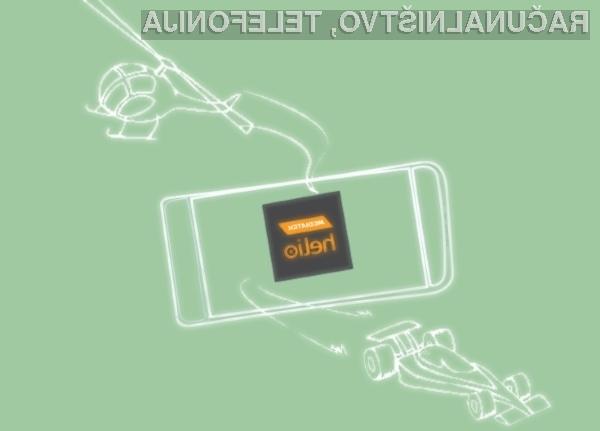 Cenovno ugodni procesor MediaTek Helio P20 bo še pohitril poceni mobilne naprave!