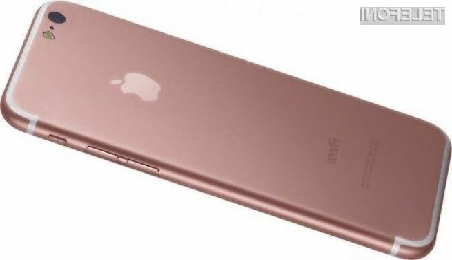 Največja pridobitev mobilnega telefona iPhone 7 bo z ohišjem poravnan digitalni fotoaparat!