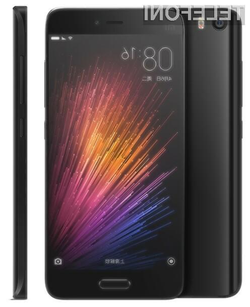 Xiaomi MI5 Pro nas zagotovo na bo pustil na cedilu!