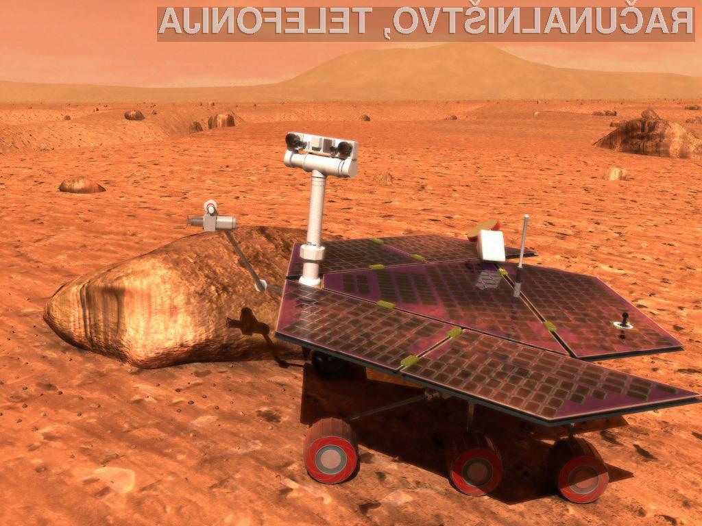 Fotonski pogonski sistem naj bi potovanje na Mars skrajšal na tri dni.