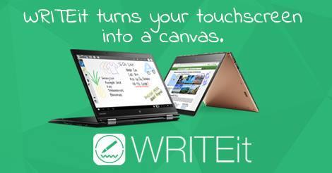 Lenovo WRITEit 2.0