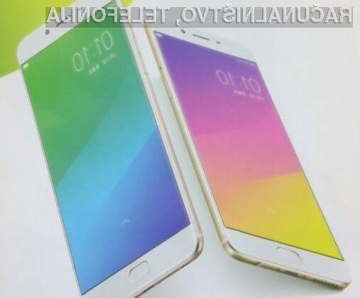 Mobilni telefoni Oppo R9 in R9 Plus bodo zlahka prekosili celotno konkurenco!
