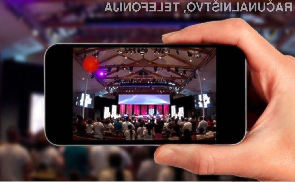 Mobilna storitev YouTube Connect bo uporabnikom mobilnih naprav omogočila prenos videoposnetkov v živo!