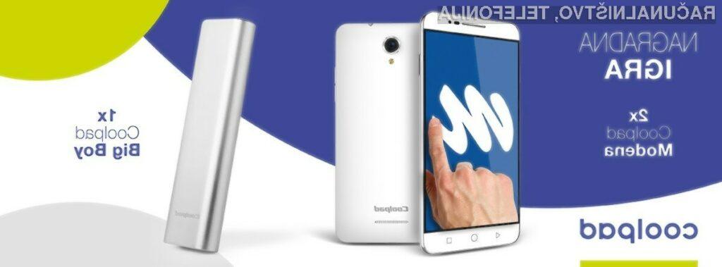 Želiš nov cool telefon ali prenosni polnilnik?