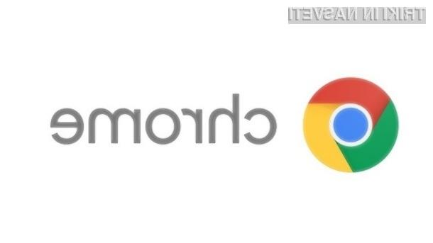 Spletni brskalnik Google Chrome lahko s samo nekaj potezami občutno pohitrimo.