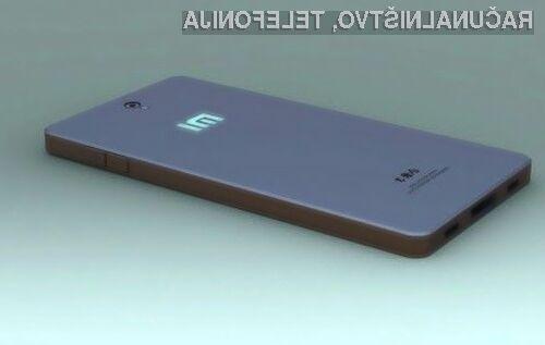 Manjši Xiaomi naj bi bil nared za prodajo še pred poletjem!
