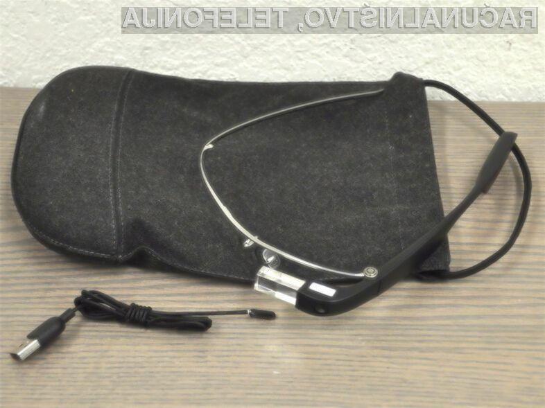 Prototip novih pametnih očal Google Glass Enterprise Edition je po vsej verjetnosti odkupil Google sam!