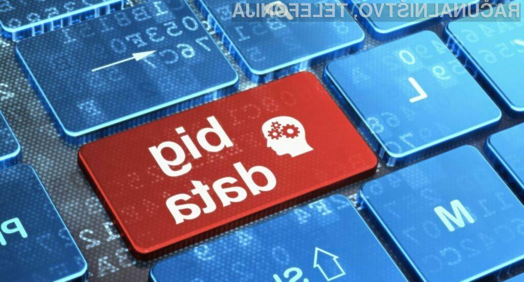 Obdelave velike količine podatkov z najnovejšimi tehnologijami (brezplačen dogodek)