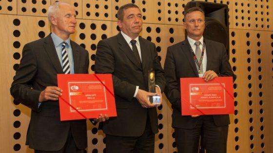 Vodilni informatiki se bodo že 10. zbrali na podelitvi nagrade CIO leta 2016