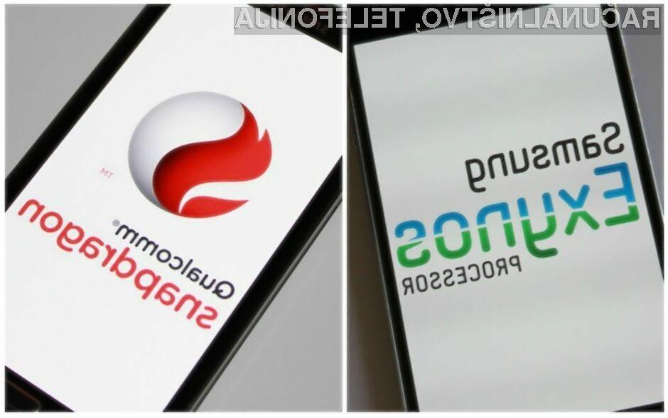 Samsung Galaxy S7 s procesorjem Exynos 8890 je dejansko hitrejši!