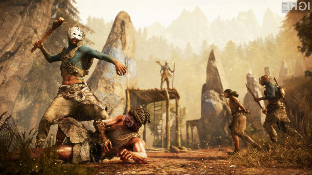 Generična Ubisoft: The Game igra - Opis Far Cry Primal
