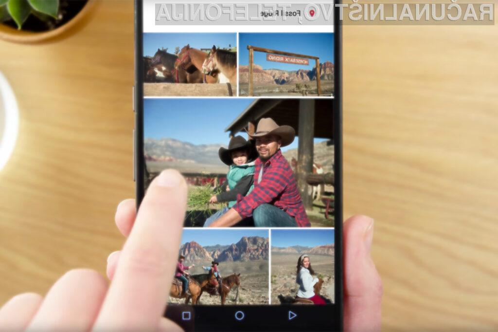 Storitev Google Photos bo kmalu postala še boljša!