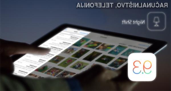 Največja pridobitev Applovega mobilnega operacijskega sistema je funkcionalnost Night Shift.