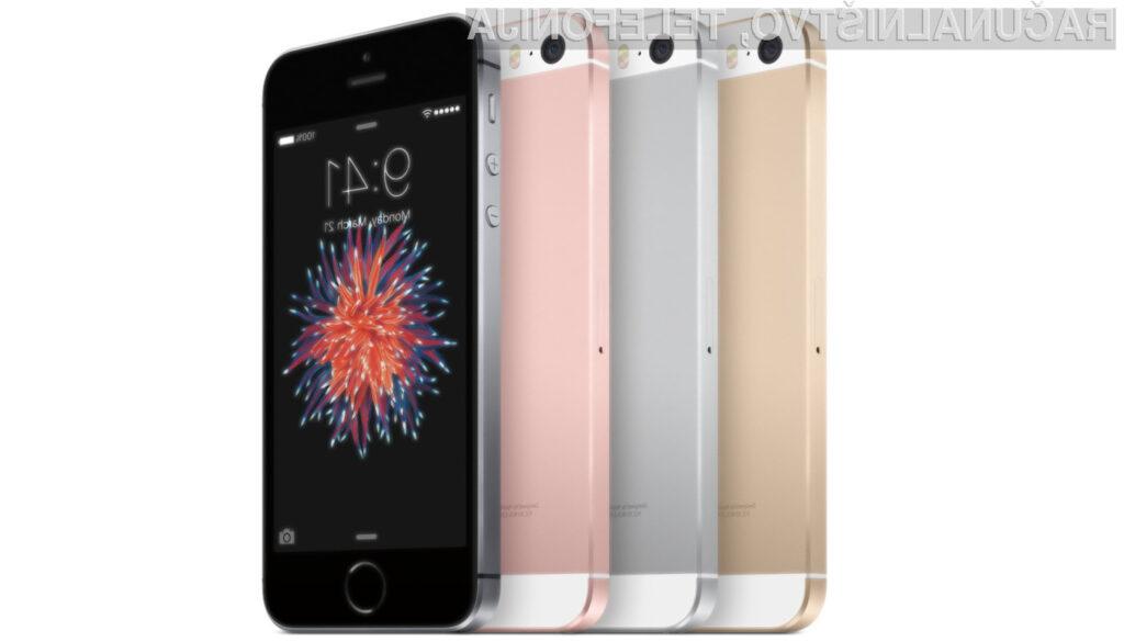 Apple iPhone SE je iPhone 6S v malem!