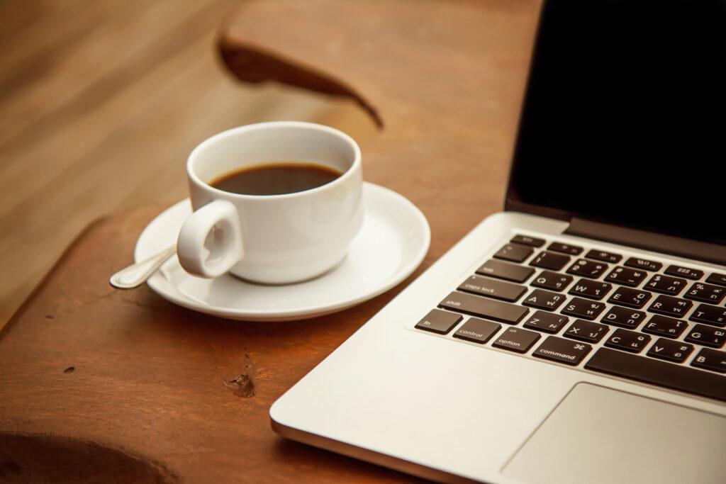 Računalničarji pijemo dosti kave