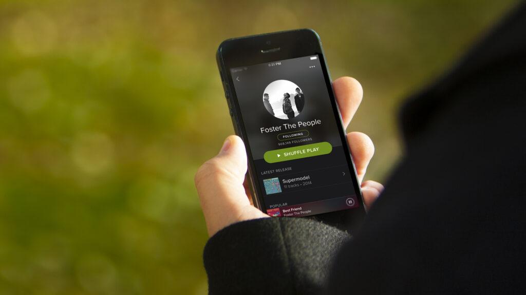 Spotify številka ena med ponudniki pretočne glasbe!