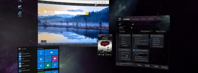 Virtual Desktop je obvezen program za VR!