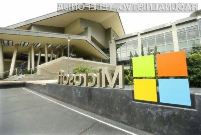 Microsoft želi večjo mero zasebnosti za uporabnike oblačnih storitev!