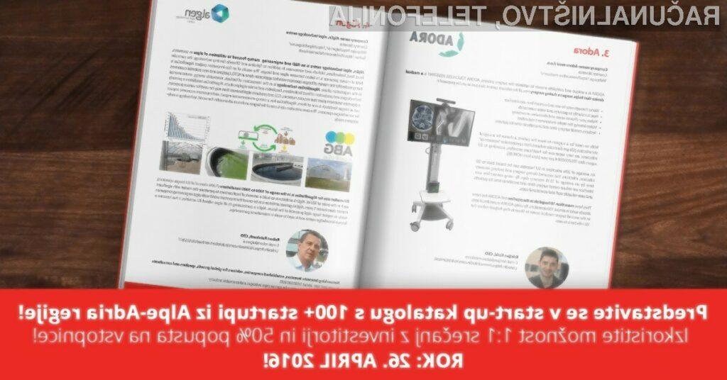 Start-upi, pozor! V PODIM katalog in na konferenco s 50% popustom!