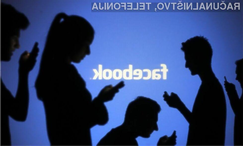 Vse več uporabnikov Facebooka si na družabnem omrežju želi zasebnosti!