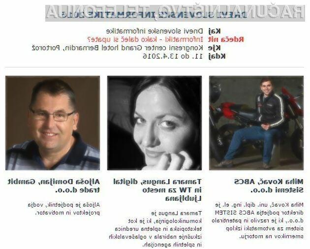 Vabljeni po znanje in navdih na slovensko obalo!